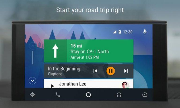 De ce aplicatia Android Auto este de un real folos?