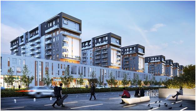 Investițiile și progresul în cartierele rezidențiale