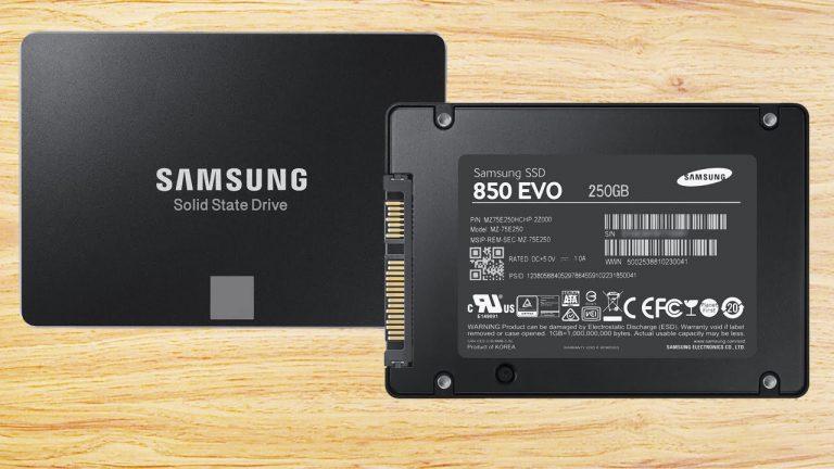 SSD 860 EVO SATA III 2.5 inch