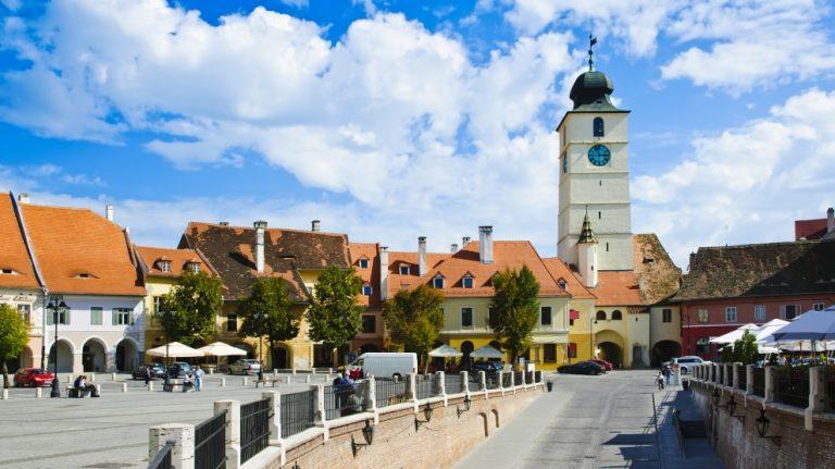 Obiectivele turistice din Sibiu care ar face invidios chiar si Parisul sau Berlinul