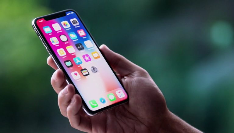 Inlocuire geam iPhone X
